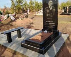Памятник на могилки