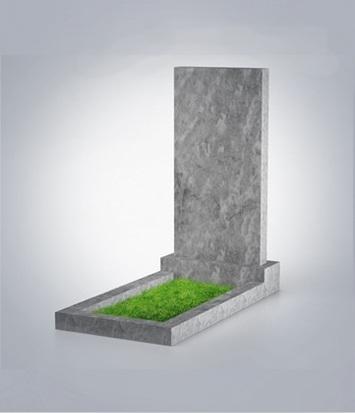 Памятник из мрамора 1200х450х70