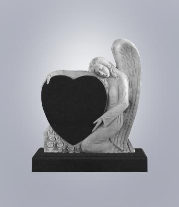 Памятник элитный из гранита 1300*1100*120 (№ 5 К 6, Габбро Черный)